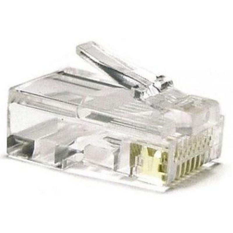 Conector RJ45 Categoria 5 UTP 10 Und. : Productos y Servicios de Stylepc