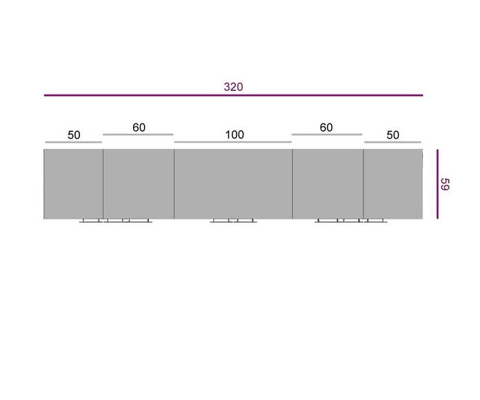 Armario IH023: Productos de Crea Mueble