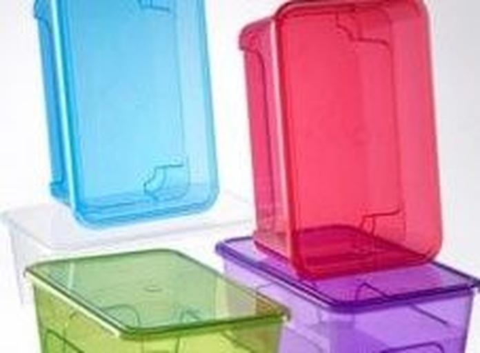 Moldes de plástico