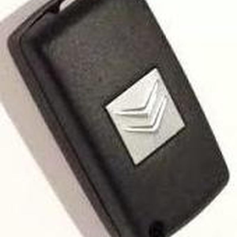 Llave de coche Citröen: Productos de Zapatería Ideal