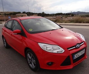 FORD Focus 1.6 TDCi 115cv Edition 5p.AÑO 2014
