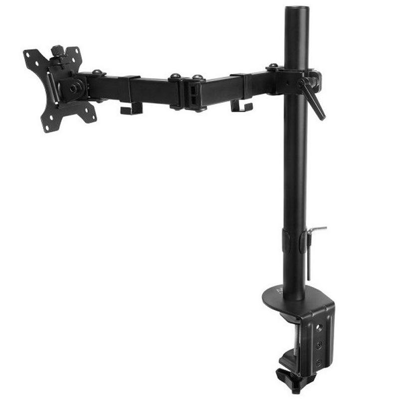 """EWENT EW1510 soporte escritorio 1 monitor 13-27"""": Productos y Servicios de Stylepc"""