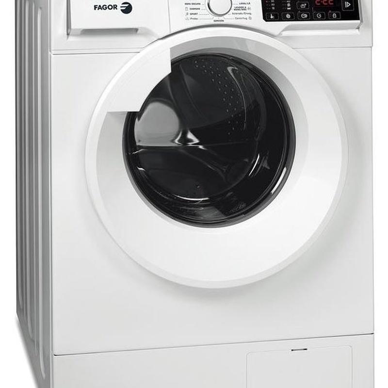 LAV. FAGOR FE812 8/KG 1200/RPM A+++ ---340€ E INOX 440€: Productos y Ofertas de Don Electrodomésticos Tienda online