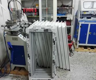 Armarios: CATÁLOGO de Aluminios Trinidad