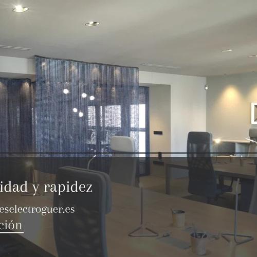 Instalación eléctrica en Alicante | Instalaciones Electroguer