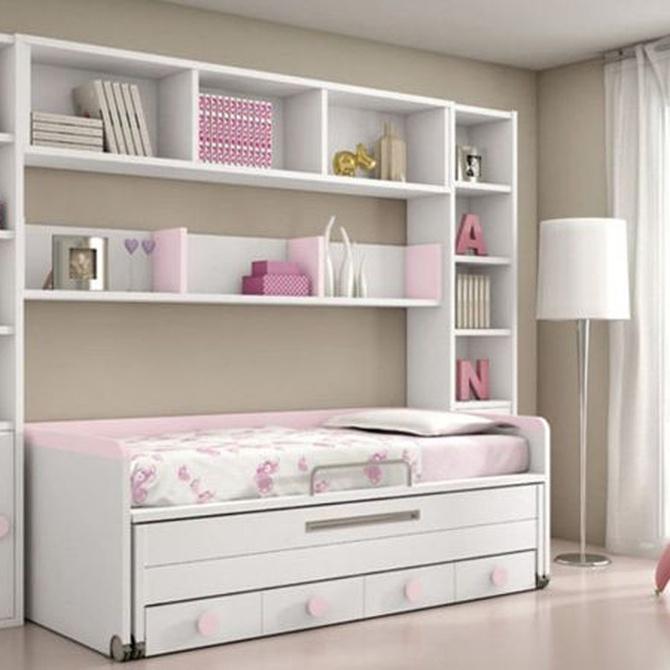 Aspectos importantes en la decoración de un dormitorio juvenil