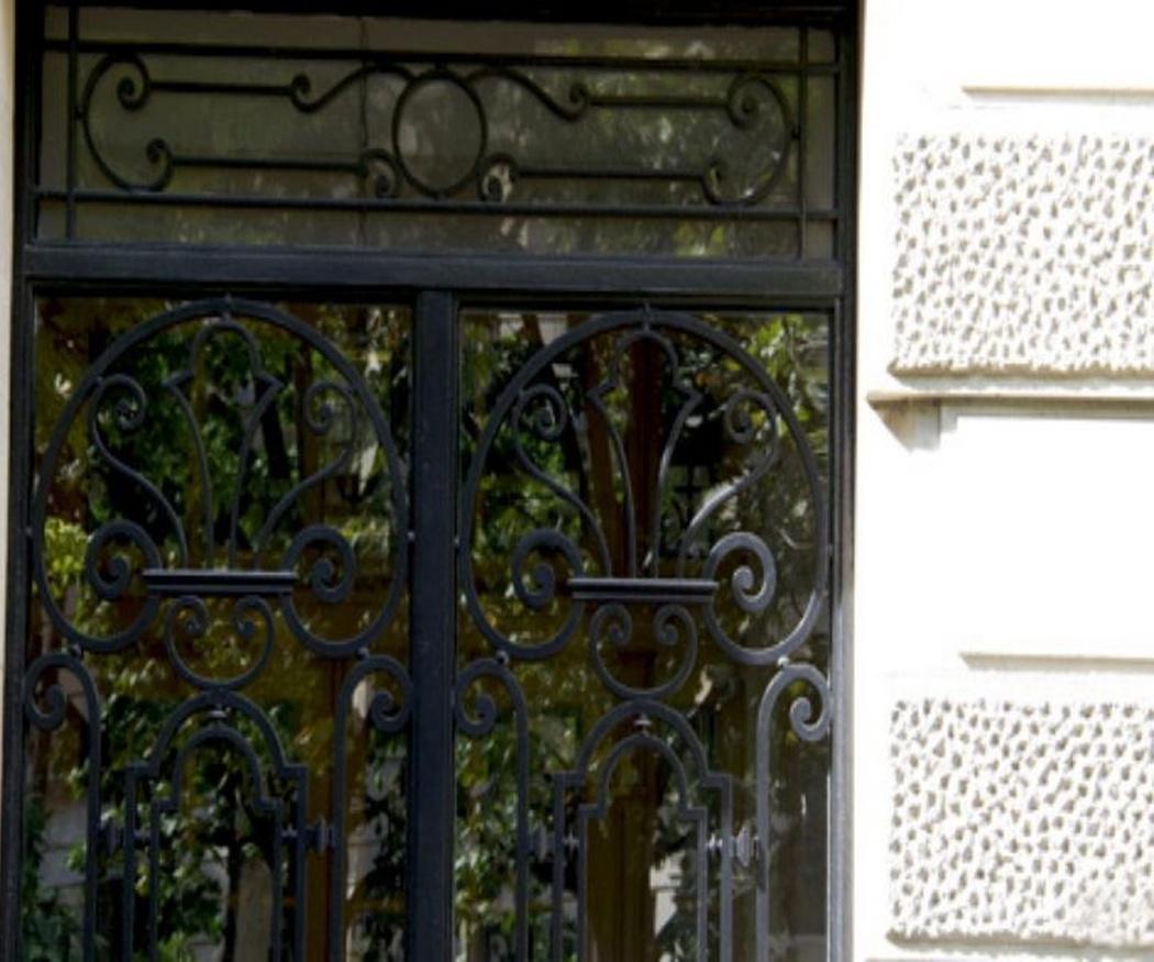 Elige puertas de hierro para tu hogar