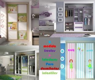 Frentes de armarios e interiores a medida