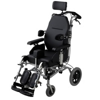 Silla de ruedas basculante de relax Serena 300