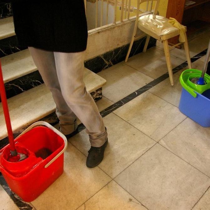 ¿Qué ha de figurar en una contrata de limpieza?