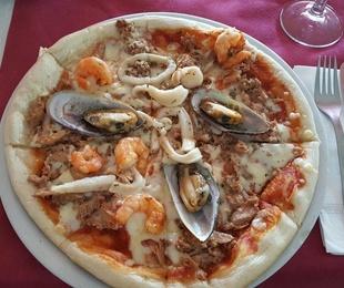 Pizzas y bocadillos