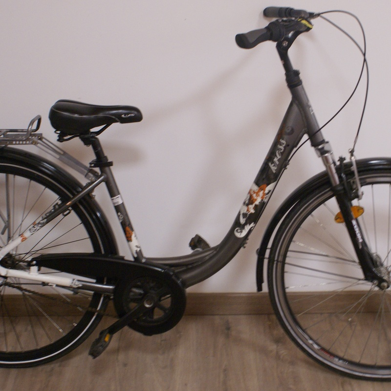 Bicicleta de paseo KROSS: Catalogo de Ocasiones La Moneta