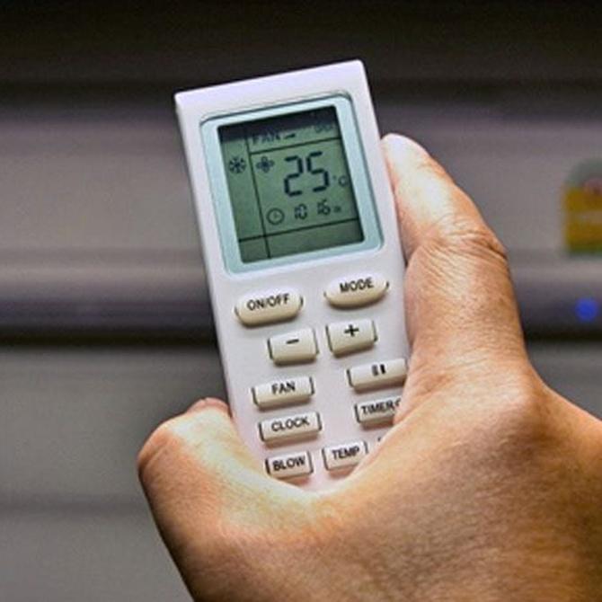 Pautas para usar de manera eficiente el aire acondicionado