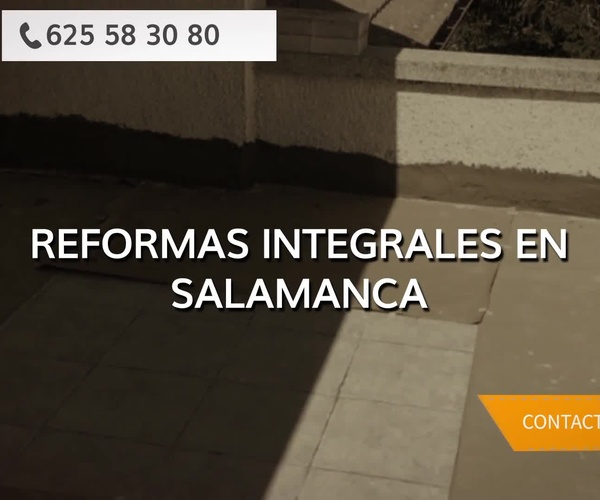Reformas de pisos en Salamanca | Construcciones Goyo e Hijo