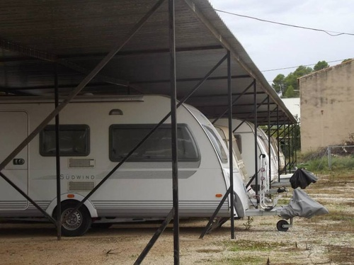 Parking caravaning Tarragona