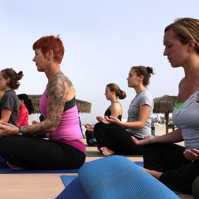 Formación de profesores de yoga: Actividades de Ananta Yoga