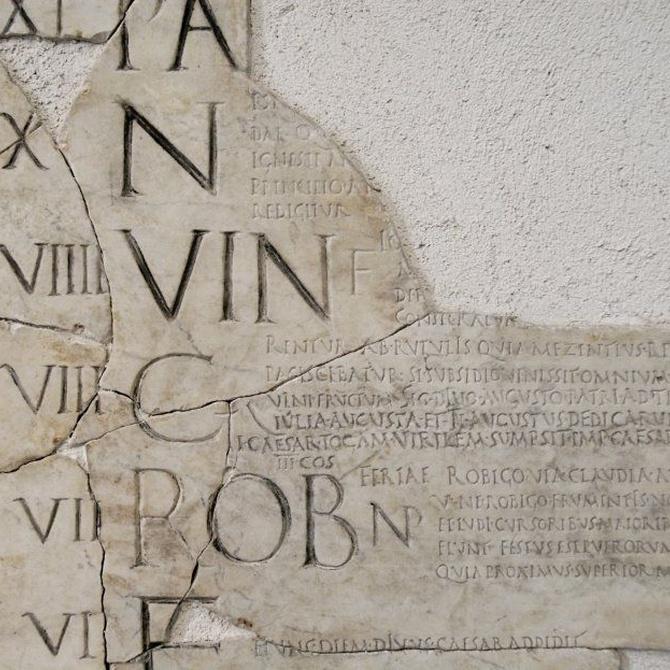 Historia del calendario romano