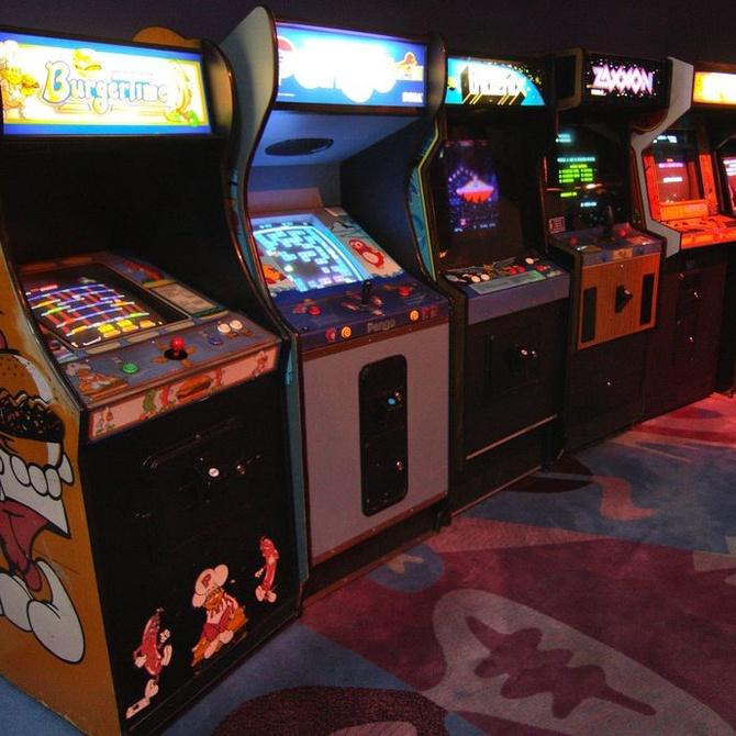 Por qué desaparecieron las arcade y por qué están de vuelta