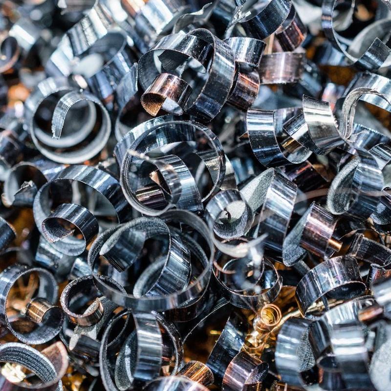 Achatarramiento: Productos y servicios de Hierros y Metales Orbegozo, S.L.
