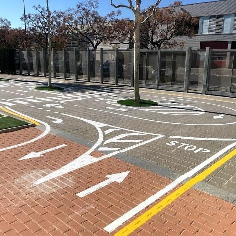 Circuito vial, Alicante, Flama Levante