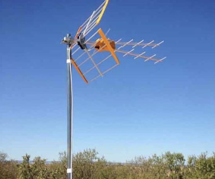 Instalación y reparación antenas Plaza de Castilla