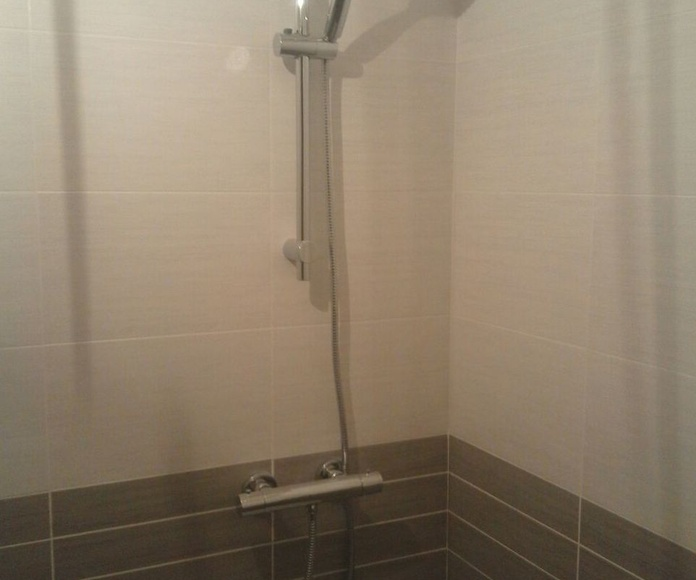 Cambio de bañera por ducha Vitoria