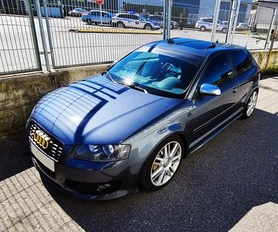 Audi S3 8P - H&R Springs