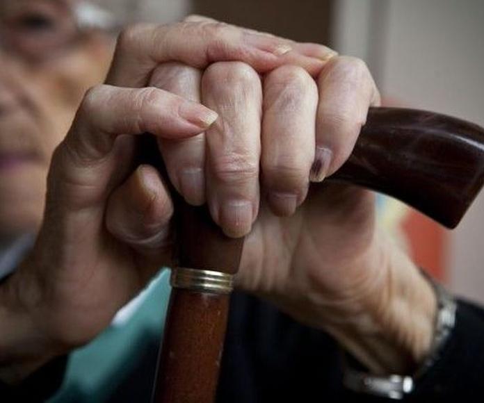 Cuidado de personas mayores y en Dependencia