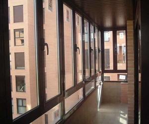 Cerramiento de galería Zaragoza