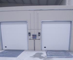 Puertas de garaje automáticas en Zaragoza