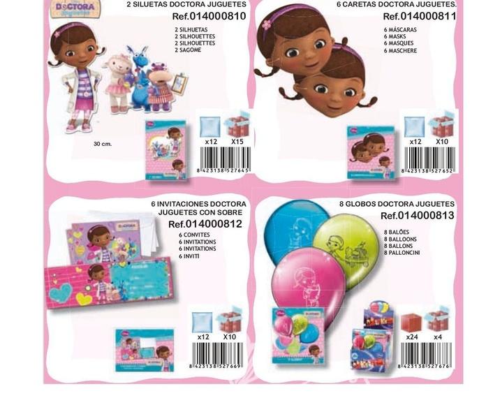 Doctora juguetes: Productos de Verbetena