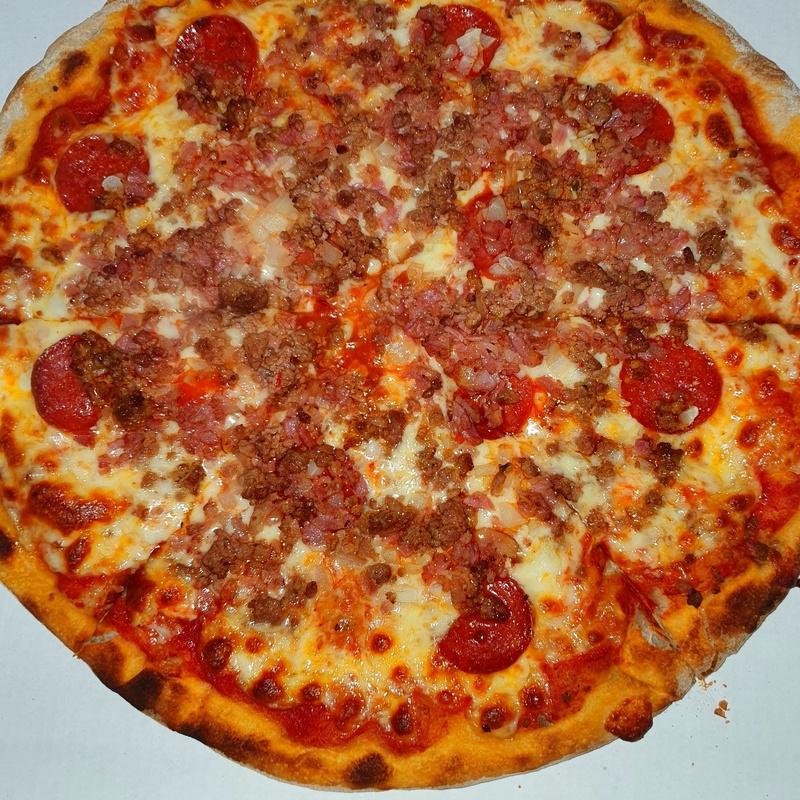 PIZZA ESPECIALES TIJUANA : Nuestras Pizzas de Pizzería Las Tres B