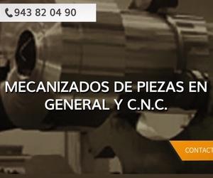 Mecanizados en Eibar | Mecanizados Matxaria, S.L.