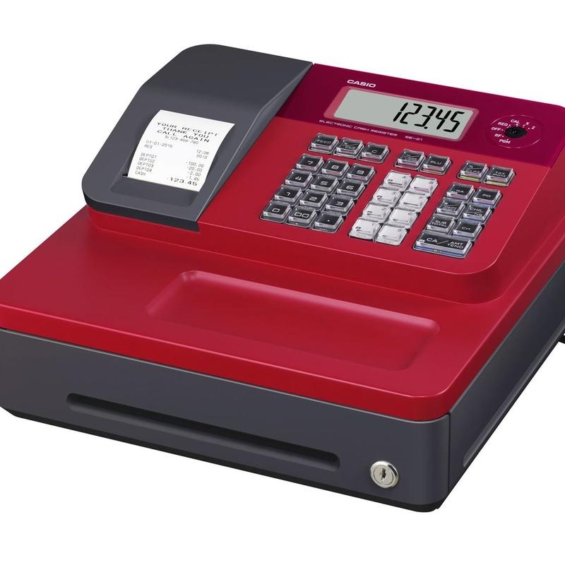 Casio SE-G1 Roja
