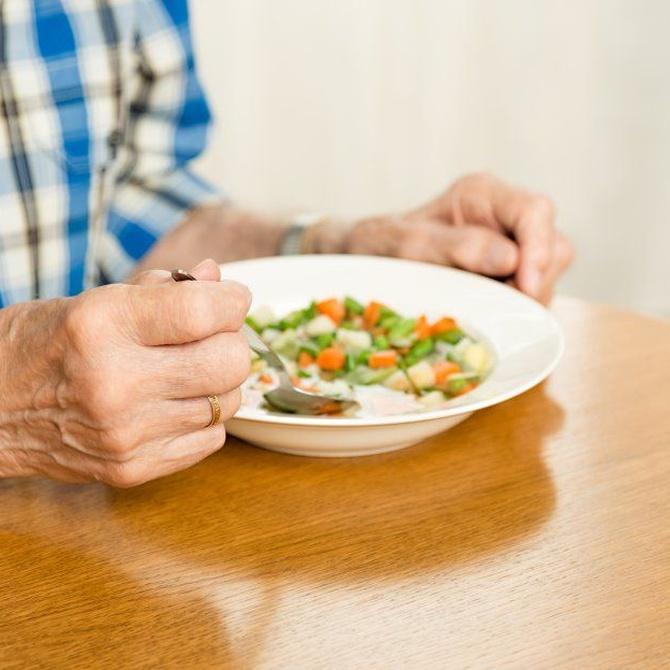 Consejos de alimentación para ancianos
