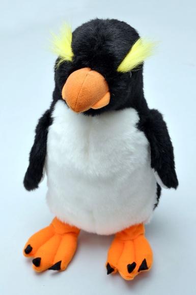 Pingüino Saltarocas Pequeño /  Small Rockhopper Penguin: Productos de BELLA TRADICION