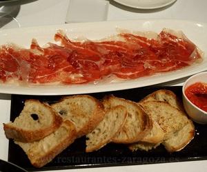 EMBUTIDOS-IBERIAN COLD MEAT-GEMISCHTE WURSTPLATTE-CHARCULERIE: Restaurante Sevillano