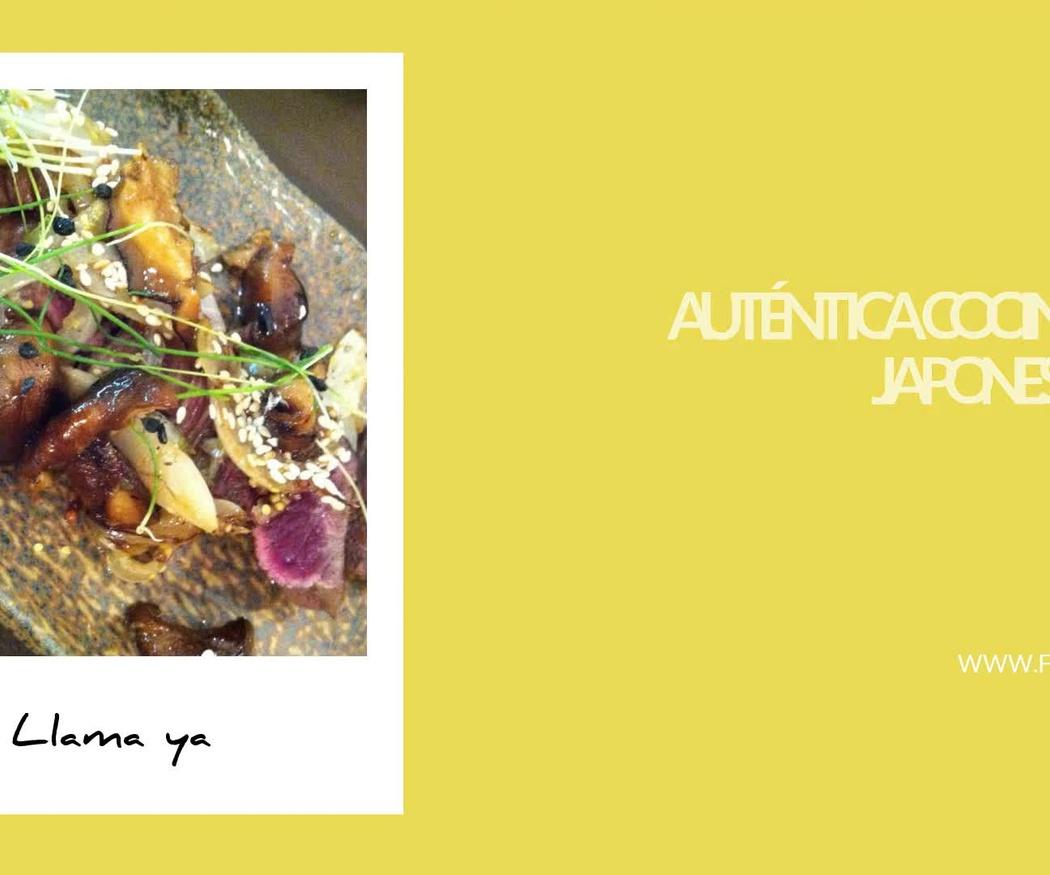Cocina japonesa en Eixample, Barcelona | Restaurante Japonés Daisuke Fukamura