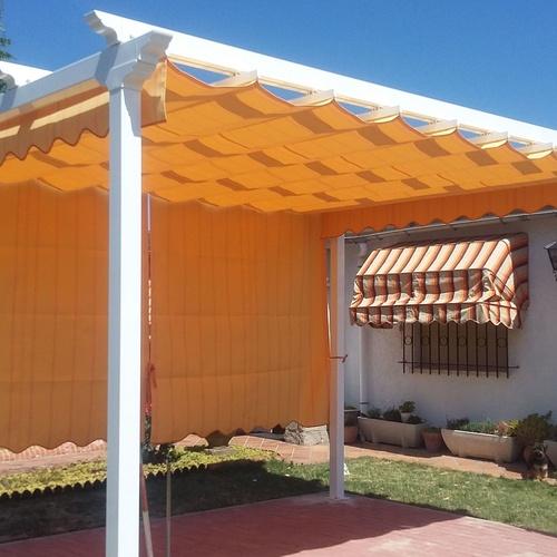 Instalación de toldos Pozuelo de Alarcon | Toldos Ibérica