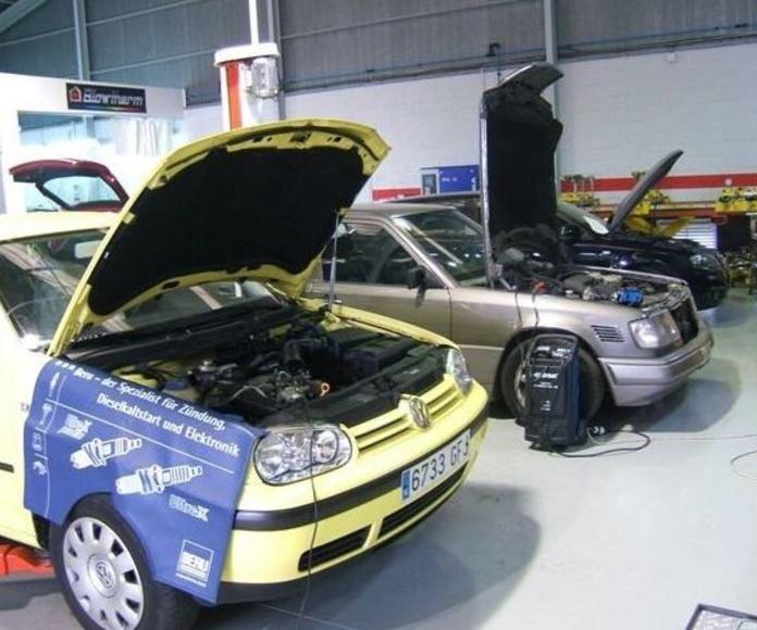Mantenimiento general: Servicios y productos de Cabal Automoción Bosch Car Service