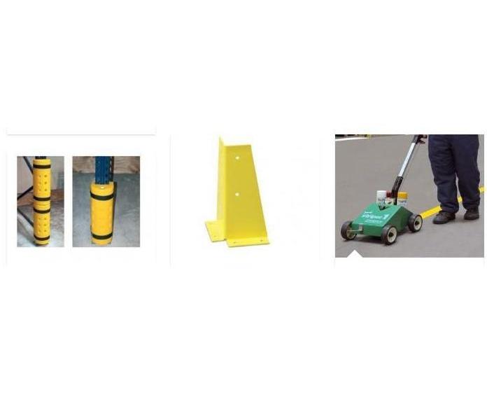 Protecciones para almacén: Servicios de Serema