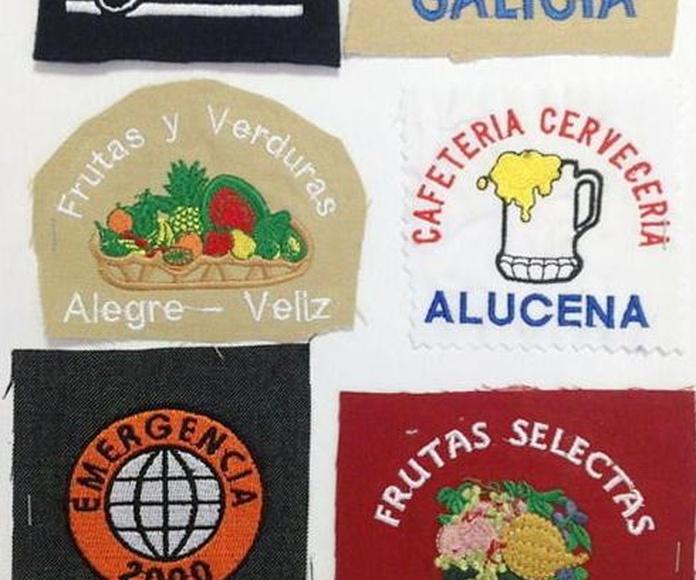 Bordados Ropa Laboral: Catálogo de bordados de Bordados Tecnibor, S.L.
