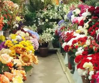 Centros florales: Productos de FLORISTERÍA CASA BASUSTA