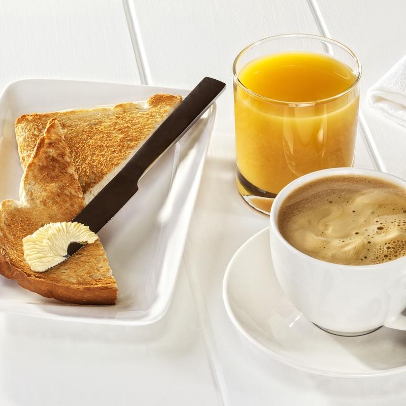 Desayunos: Servicios de Bar Cafetería Ruta 24 h.
