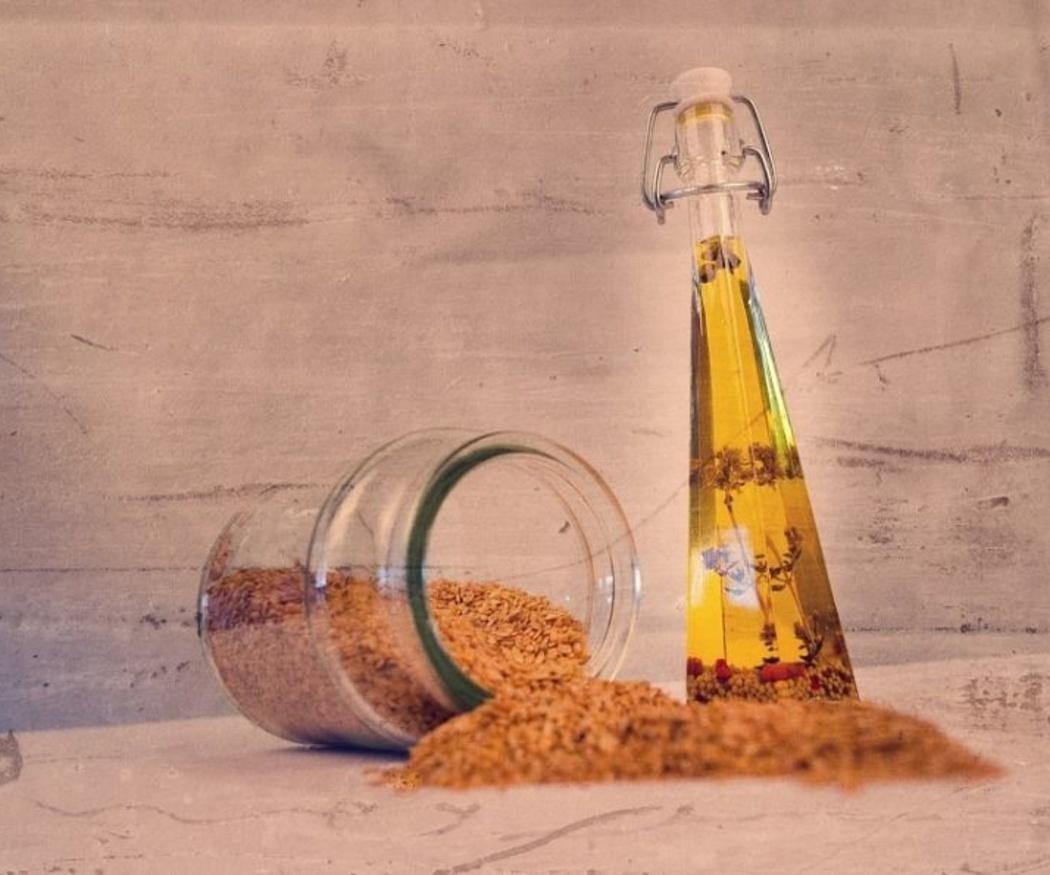 Las saludables propiedades del aceite de sésamo