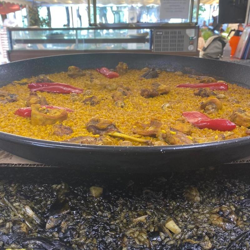 Paella para llevar, restaurante  Bonavista