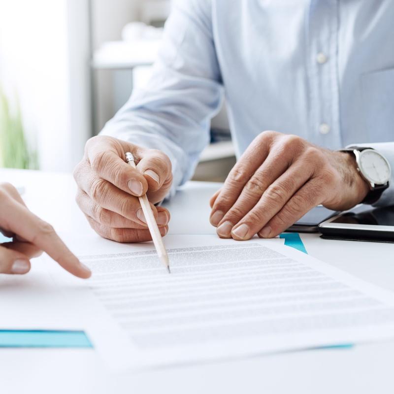 Asesoramiento y gestión fiscal: Servicios de Lidera Business Talent