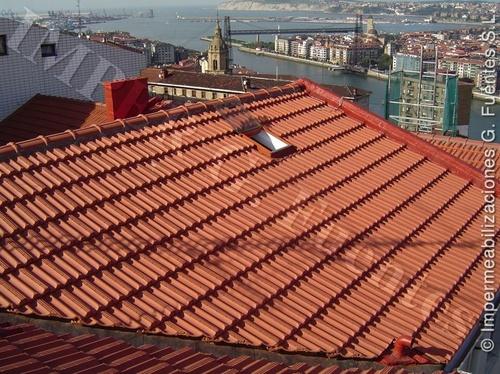 Rehabilitación de tejados