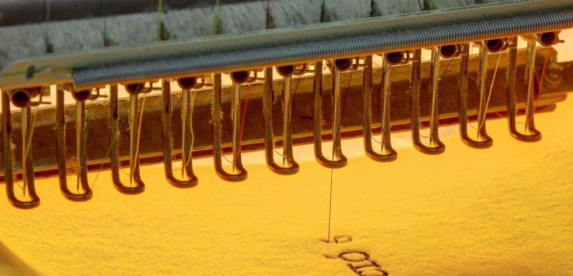 Taller de bordados industriales en Tarragona