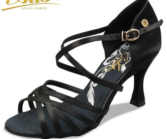 Zapato balie latino 5X negro